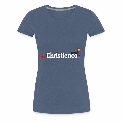 Christienco TCS - Frauen Premium T-Shirt