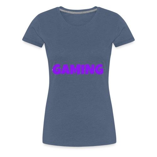 Gaming - Dame premium T-shirt