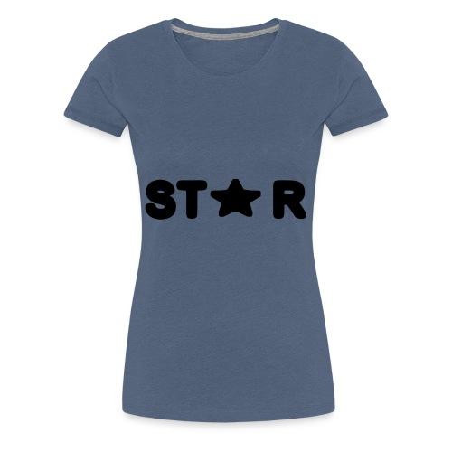 i see a star - Women's Premium T-Shirt