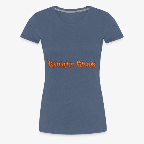 GG-GingerGang - Women's Premium T-Shirt
