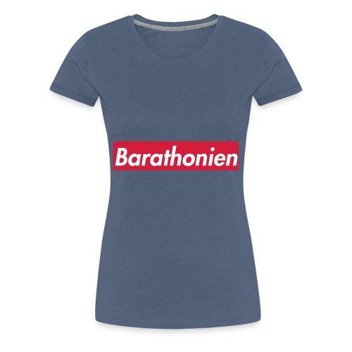 Barathonien - T-shirt Premium Femme