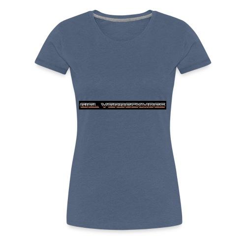 gielverberckmoes shirt - Vrouwen Premium T-shirt