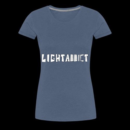 Lightaddict - Frauen Premium T-Shirt