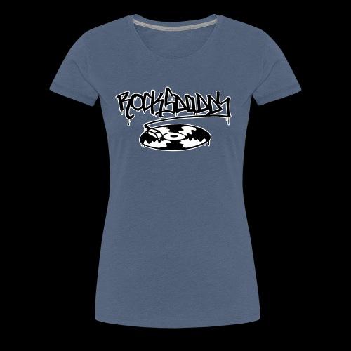 Rocksdaddy Logo - Frauen Premium T-Shirt