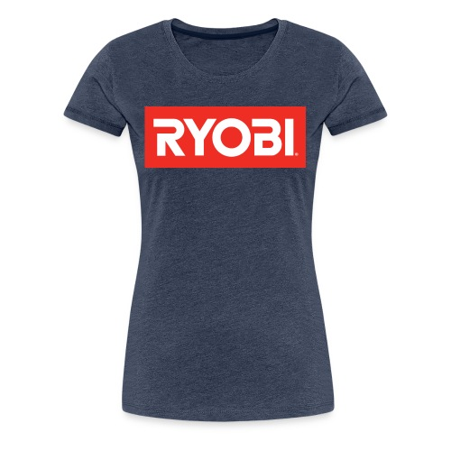 Red Ryobi - Women's Premium T-Shirt
