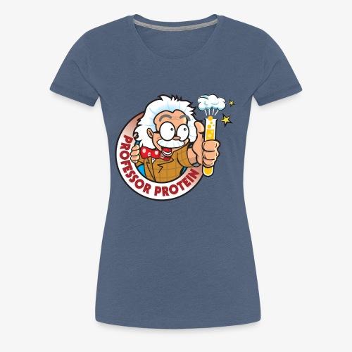 Professor Protein - Women's Premium T-Shirt