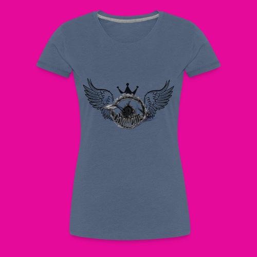 zhtrsdsz - Frauen Premium T-Shirt