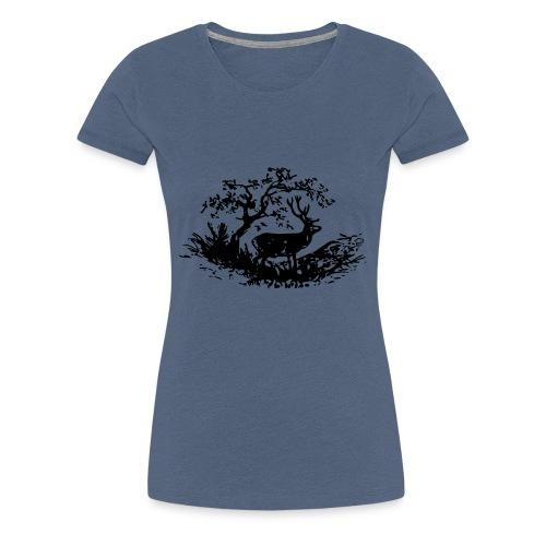 Nature - Frauen Premium T-Shirt
