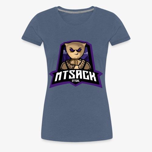 MTsack official Logo - Women's Premium T-Shirt