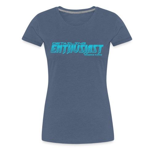 Detailing OCEAN - Frauen Premium T-Shirt