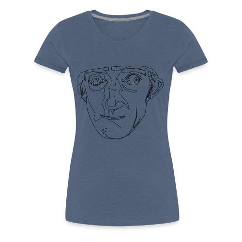 Eyes - Frauen Premium T-Shirt
