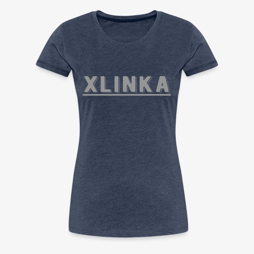 XLINKA 3D - Women's Premium T-Shirt