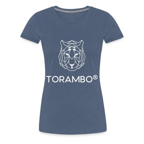 White Torambo - Frauen Premium T-Shirt