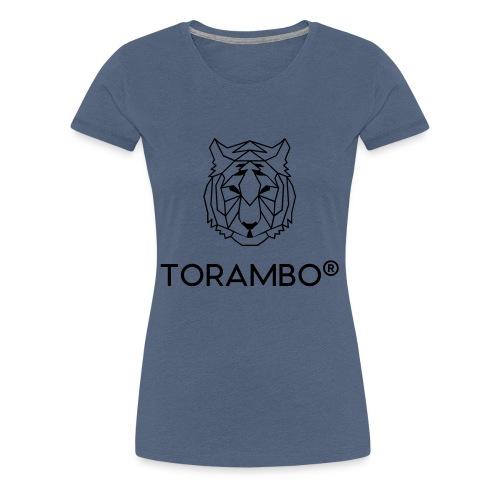 Black Torambo - Frauen Premium T-Shirt