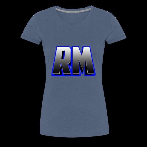 rm rafmaik - Vrouwen Premium T-shirt