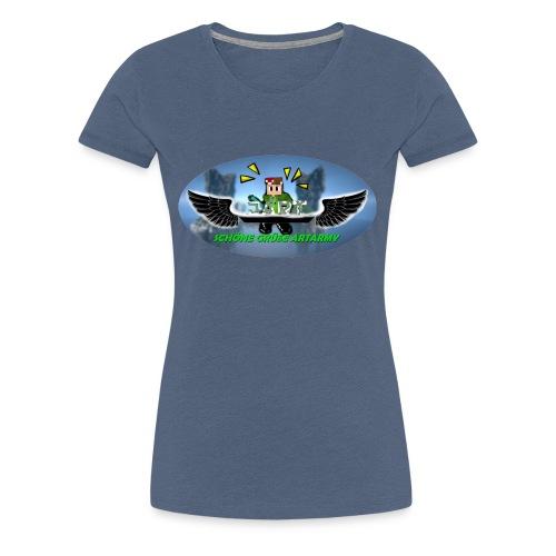 Schöne Grüße ARTARMY Design #1 - Frauen Premium T-Shirt