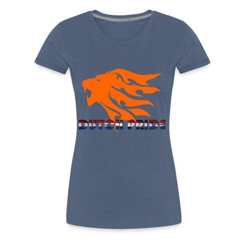 DutchPride - Vrouwen Premium T-shirt