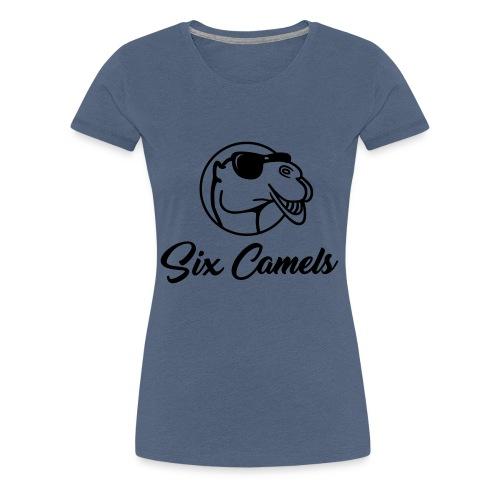 SixCamels Rallye Logo - Frauen Premium T-Shirt