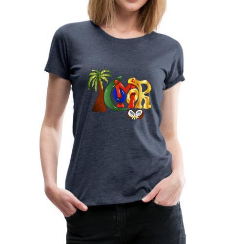 Com'OR - T-shirt Premium Femme