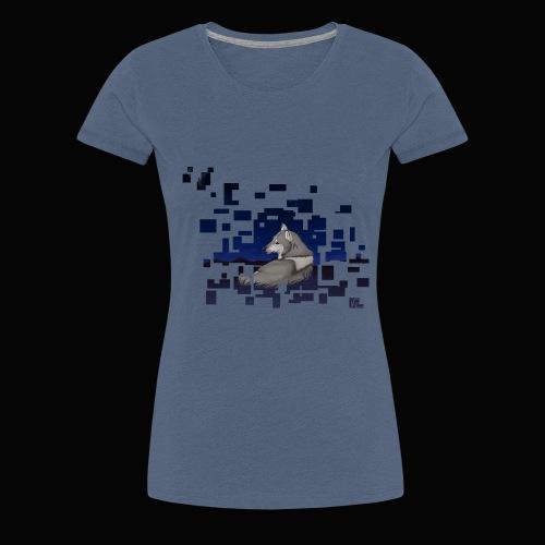 Selbstfindung - Frauen Premium T-Shirt