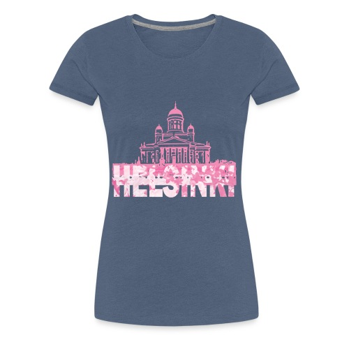 Helsinki Cathedral - Women's Premium T-Shirt
