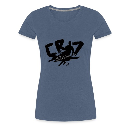 CR7 - Women's Premium T-Shirt