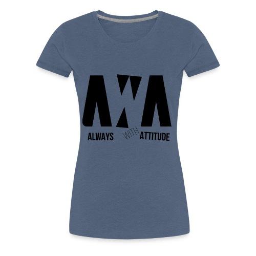 AWA B - Frauen Premium T-Shirt