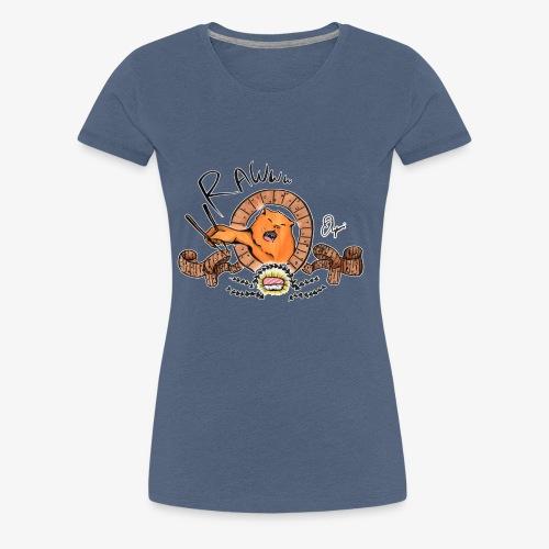 Sushi Lover - Frauen Premium T-Shirt