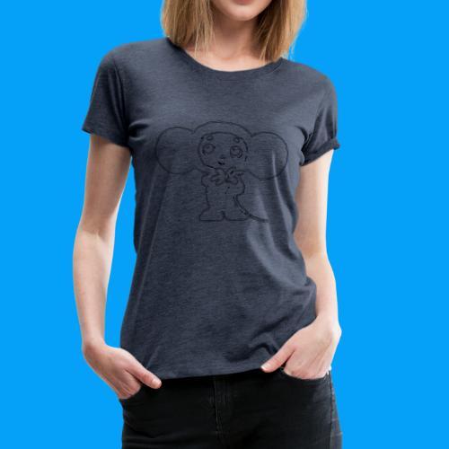glueckstroll - Frauen Premium T-Shirt