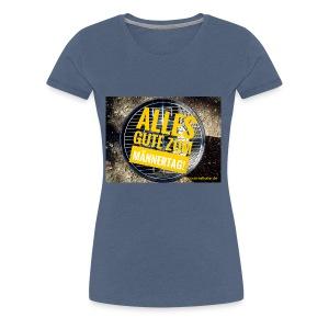 Männer-Tag - Frauen Premium T-Shirt