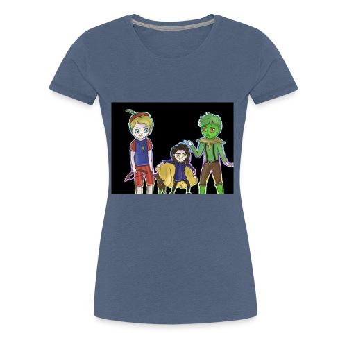 Familie RanngusBearFich - Frauen Premium T-Shirt