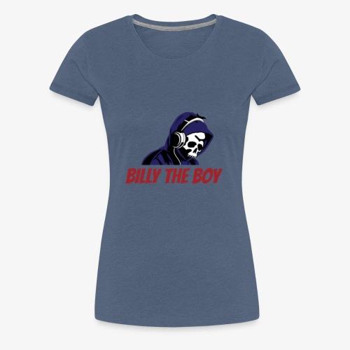BillyTheBoy - Women's Premium T-Shirt