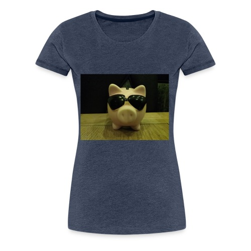 Cool dude - Women's Premium T-Shirt