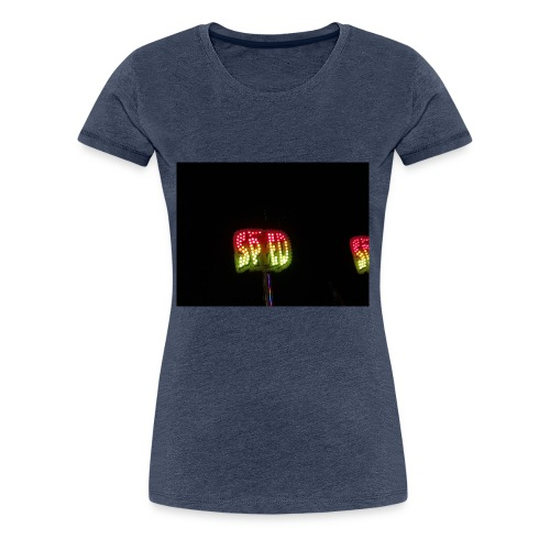 Speed Deamon - Frauen Premium T-Shirt