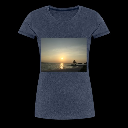 Sunset clothes - Women's Premium T-Shirt