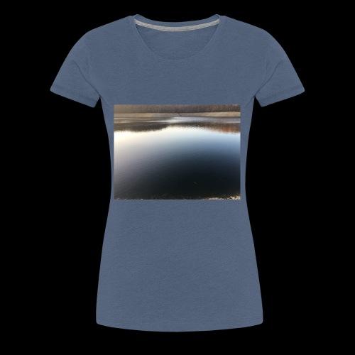 Haute mer - T-shirt Premium Femme