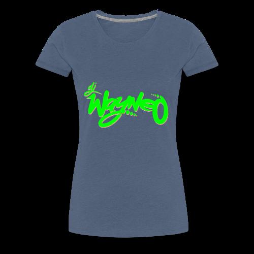 Wayneo Logo - Women's Premium T-Shirt