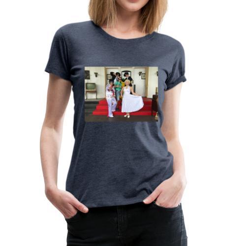 Das Gruppen Foto - Frauen Premium T-Shirt