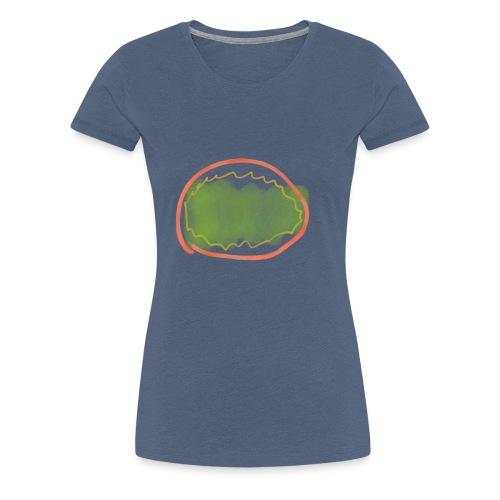 draw - Women's Premium T-Shirt