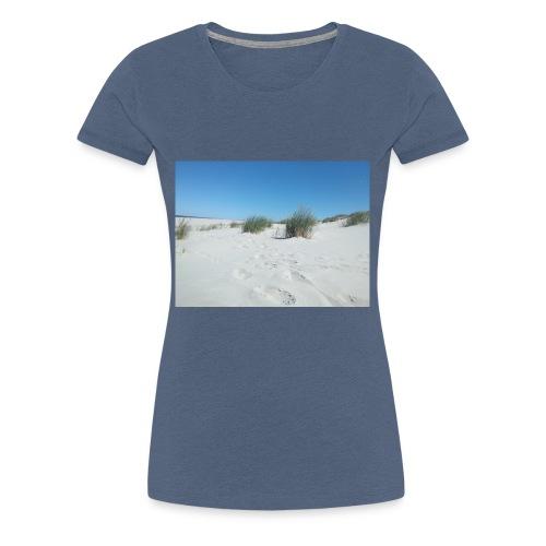 Strand - Frauen Premium T-Shirt