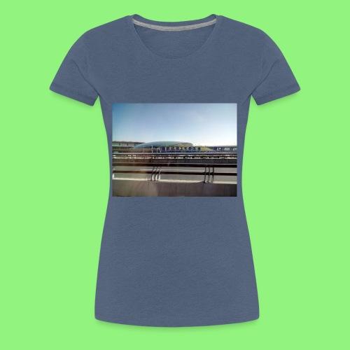 Chinesische Kultur - Frauen Premium T-Shirt