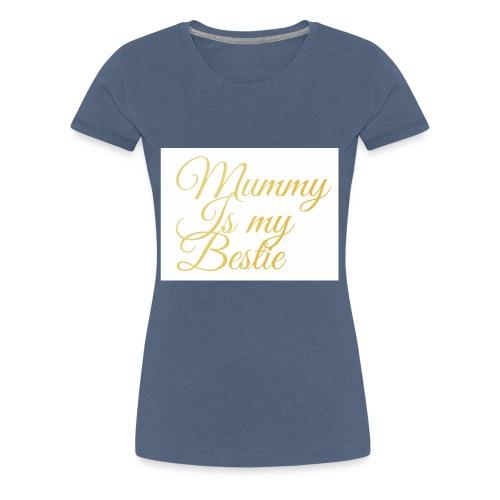 6D559F34 AA11 4C71 8268 46DBA9361073 - Women's Premium T-Shirt