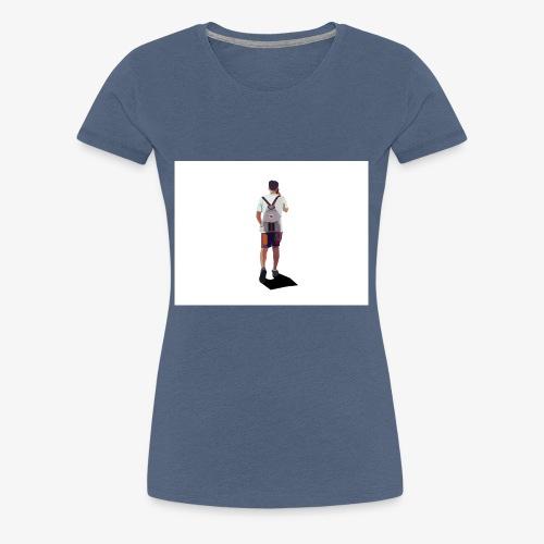 Cool Dude - Frauen Premium T-Shirt