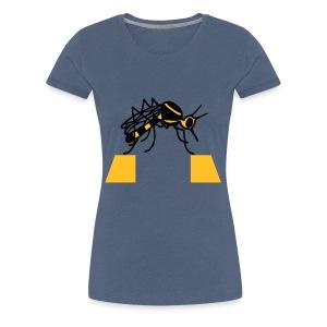 Zanzarra - Maglietta Premium da donna