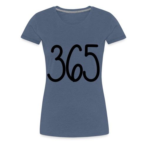 365 Official - Vrouwen Premium T-shirt