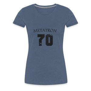 META FOOT 70 - T-shirt Premium Femme