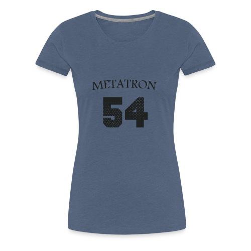 META FOOT 54 - T-shirt Premium Femme