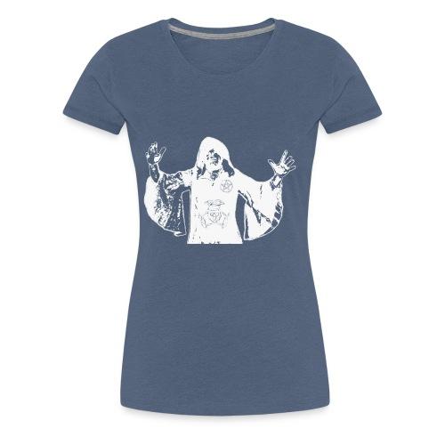 Druide der Weise - Frauen Premium T-Shirt