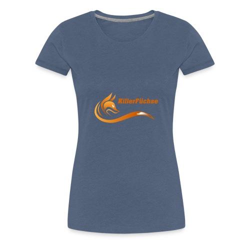 KillerFüchse - Frauen Premium T-Shirt