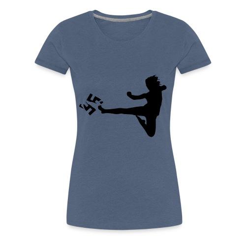 Gegen Rassismus - Frauen Premium T-Shirt